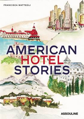 American Hotel Stories (Hardback)
