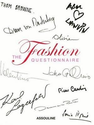 The Fashion Questionnaire (Hardback)