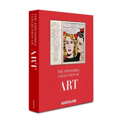 The Impossible Collection: The 100 Most Coveted Artworks of the Modern Era (Hardback)