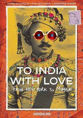 To India With Love - Icons (Hardback)