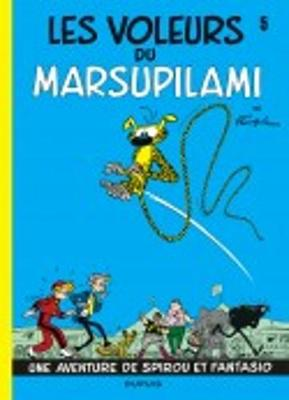 Les aventures de Spirou et Fantasio: Les voleurs du Marsupilami (5) (Hardback)