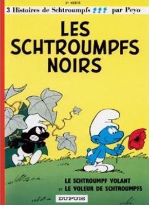Les Schtroumpfs Noir - Les Schtroumpfs 1 (Hardback)