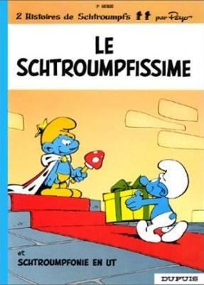 Le Schtroumpfissime - Les Schtroumpfs 2 (Hardback)