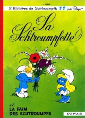 La Schtroumpfette - Les Schtroumpfs 3 (Hardback)