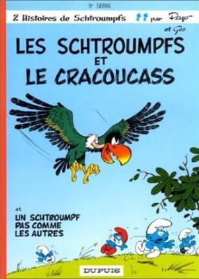 Les Schtroumpfs Et Le Cracoucass - Les Schtroumpfs 5 (Hardback)