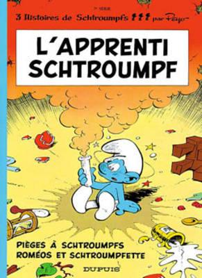 L'Apprenti Schtroumpf (Hardback)
