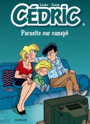 Cedric: Cedric 9/Parasite Sur Canape (Hardback)