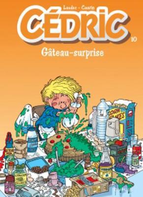 Cedric: Cedric 10/Gateau Surprise (Hardback)