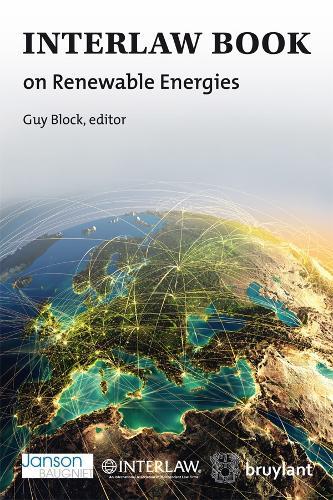 Interlaw Book on Renewable Energies - Interlaw Book (Paperback)
