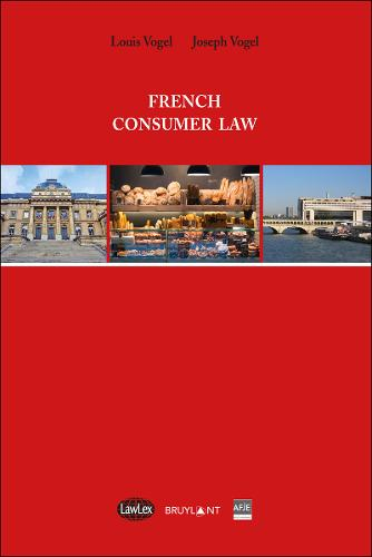 French Consumer Law - LawLex (Paperback)