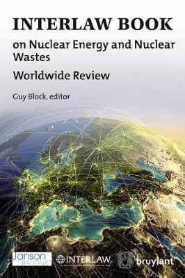 Interlaw Book on Nuclear Energy and Nuclear Wastes - Interlaw Book (Paperback)