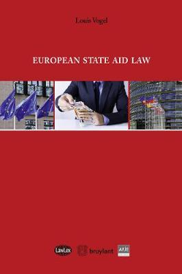 European State Aid Law - LawLex (Paperback)
