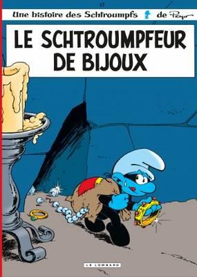 Les Schtroumpfs: Le Schtroumpfeur De Bijoux (Hardback)