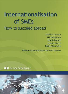 Internationalisation of SMEs: How to succeed abroad - Internationalisation des PME (Paperback)