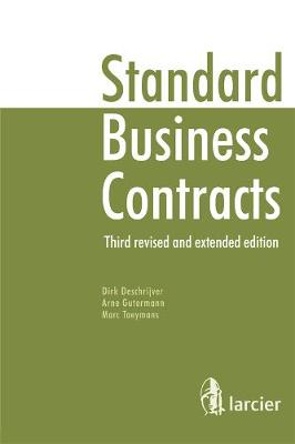 Standard Business Contracts: Third revised and extended edition, with boilerplates  (CD-Rom included)