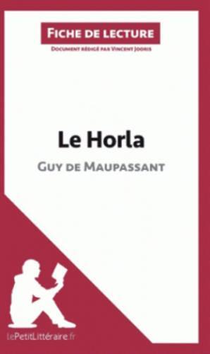 Le Horla de Guy de Maupassant