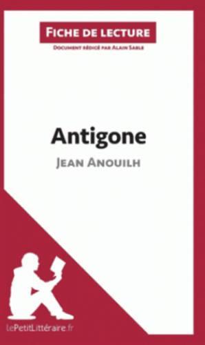 Antigone de Jean Anouilh (Paperback)