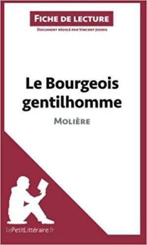 Le Bourgeois gentilhomme de Moliere (Paperback)