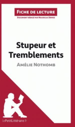 Stupeurs et tremblements d'Amelie Nothomb