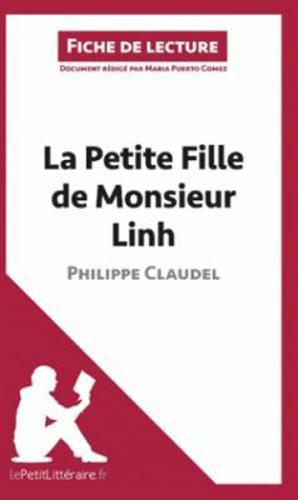 La petite fille de Monsieur Linh de Philippe Claudel
