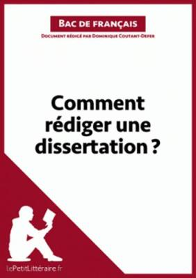 Comment Rediger Une Dissertation (Paperback)