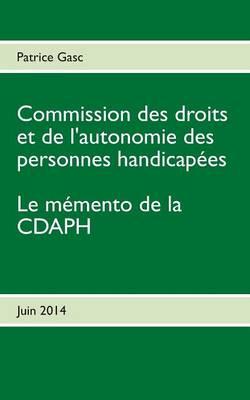 Le memento de la CDAPH (Paperback)