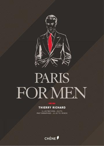 Paris for Men (Paperback)
