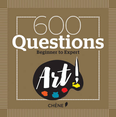 600 Questions on Art (Paperback)