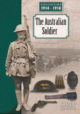 Cover The Australian Soldier - Collection 1914-1918