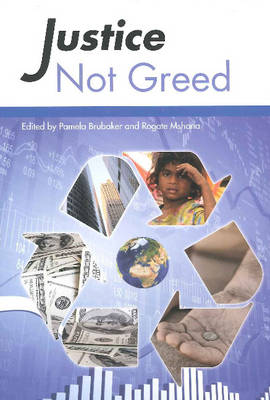 Justice Not Greed (Paperback)