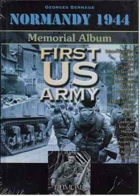 1st US Army - Normandy 1944 (Hardback)
