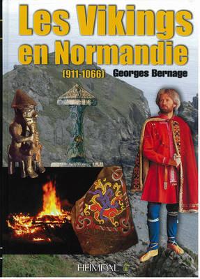 Les Vikings En Normandie: 911-1066 (Hardback)