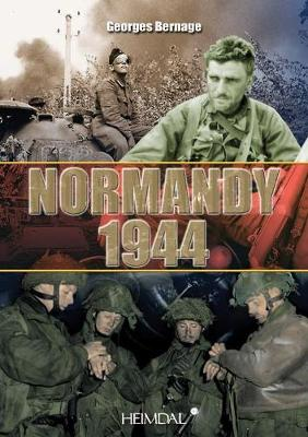 Normandy 1944 (Paperback)