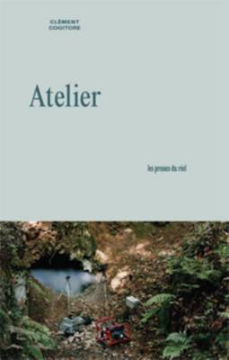 Clement Cogitore - Atelier (Paperback)