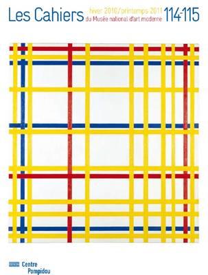 Cahiers 114-115 - Numero Double / Special Mondrian (Paperback)