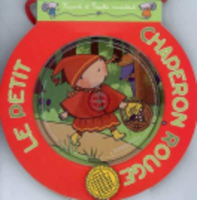 Saperli ET Popette Racontent: Le Petit Chaperon Rouge (Bk+CD) (Hardback)
