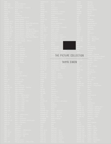 Taryn Simon: The Picture Collection (Paperback)