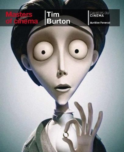 Burton, Tim - Masters of Cinema (Paperback)