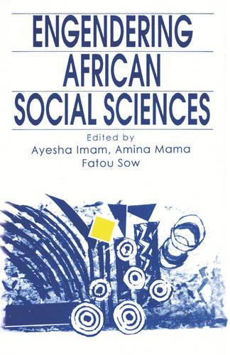 Engendering African Social Sciences (Paperback)