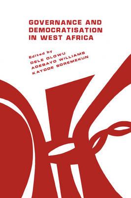 Governance and Democratisation in West Africa (Paperback)