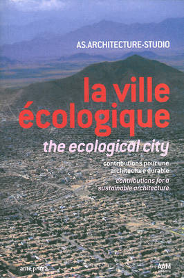 The Ecological City (Paperback)
