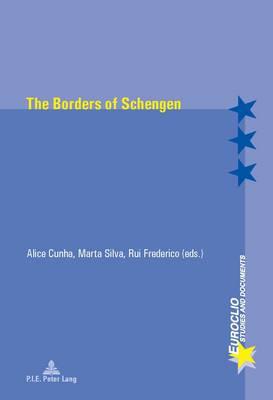 The Borders of Schengen - Euroclio 93 (Paperback)