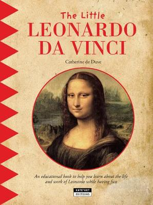 The Little Leonardo Da Vinci - Happy Museum (Paperback)