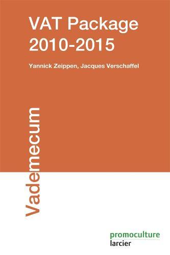 VAT Package, 2010 - 2015 - Vademecum (Paperback)