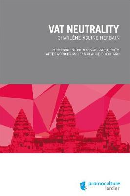 VAT Neutrality (Paperback)