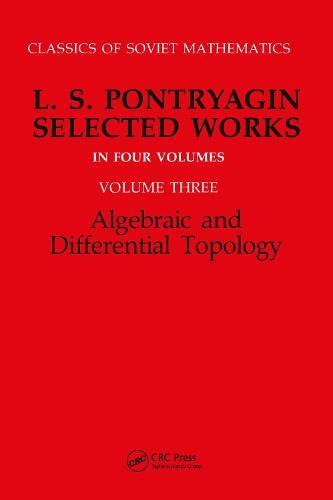 Algebraic and Differential Topology - Classics of Soviet Mathematics (Hardback)
