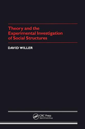 Theory Experimental Investigation (Hardback)