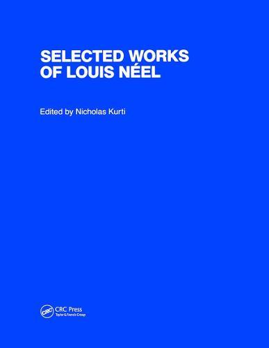 Selected Works of Louis Neel (Hardback)