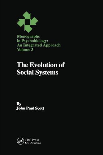 Evolution Of Social System (Hardback)