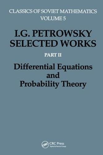 Differential Equations - Classics of Soviet Mathematics (Hardback)